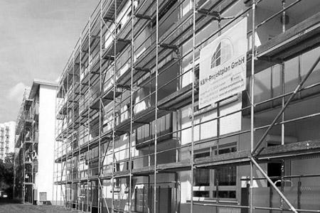 Beton- und Balkonsanierung